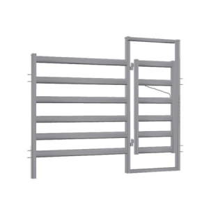 2.1m Cattle Rail Manway Gate/Panel